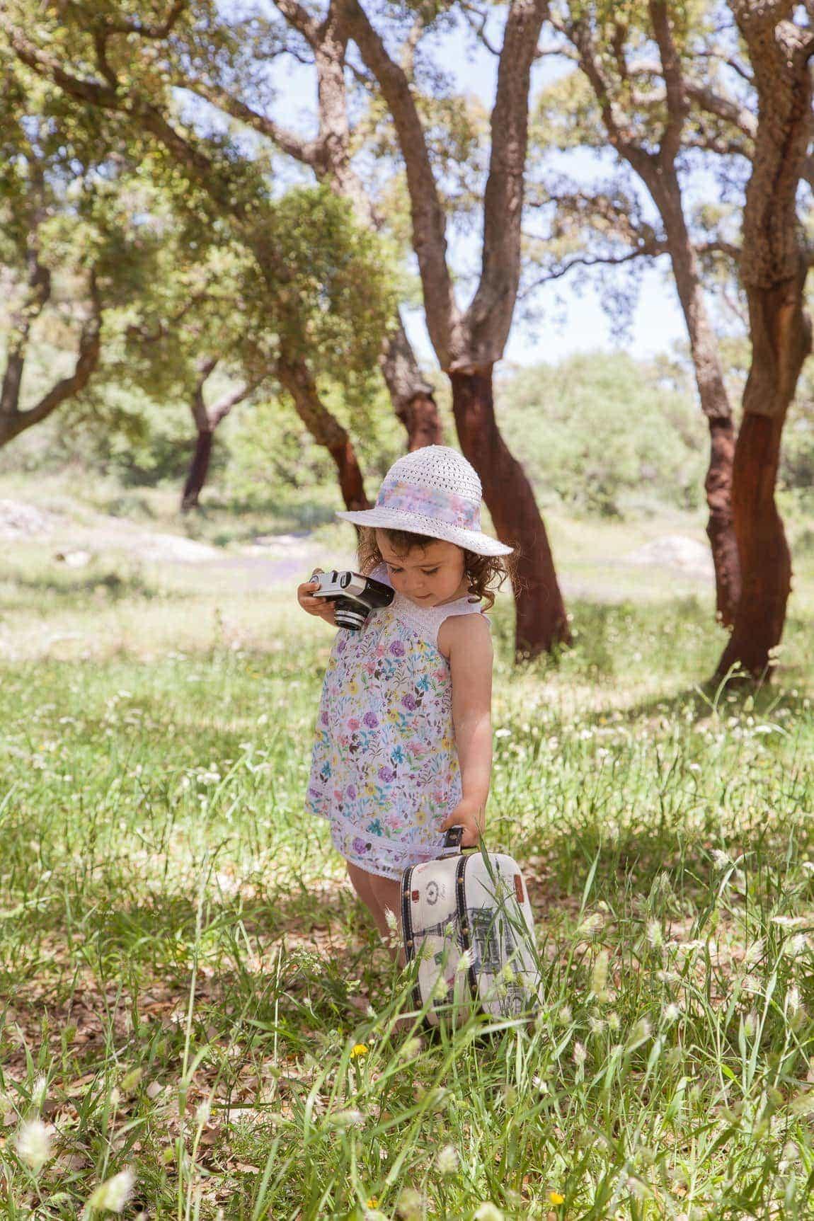 book de ninos reportaje infantil en campo de gibraltar algeciras