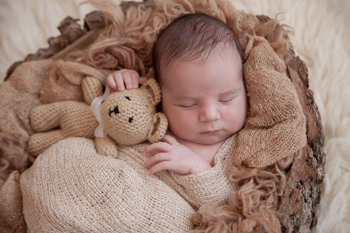 fotografo de recien nacido en campo de gibraltar algeciras